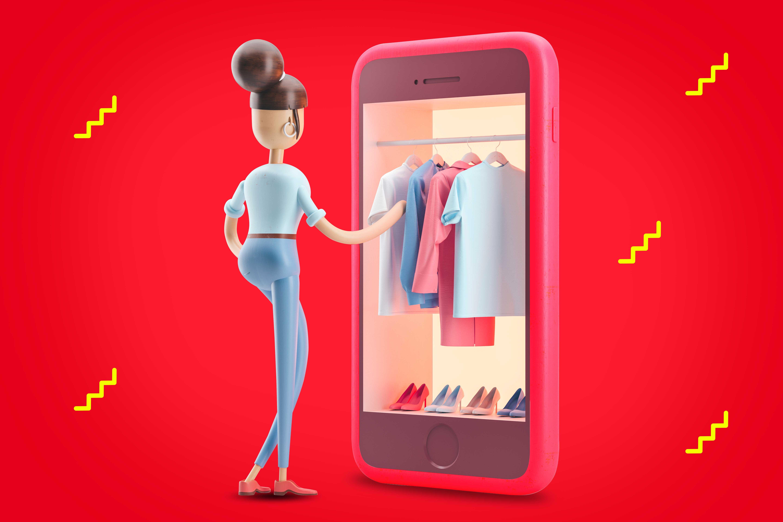 Comprar en línea hace las devoluciones fáciles