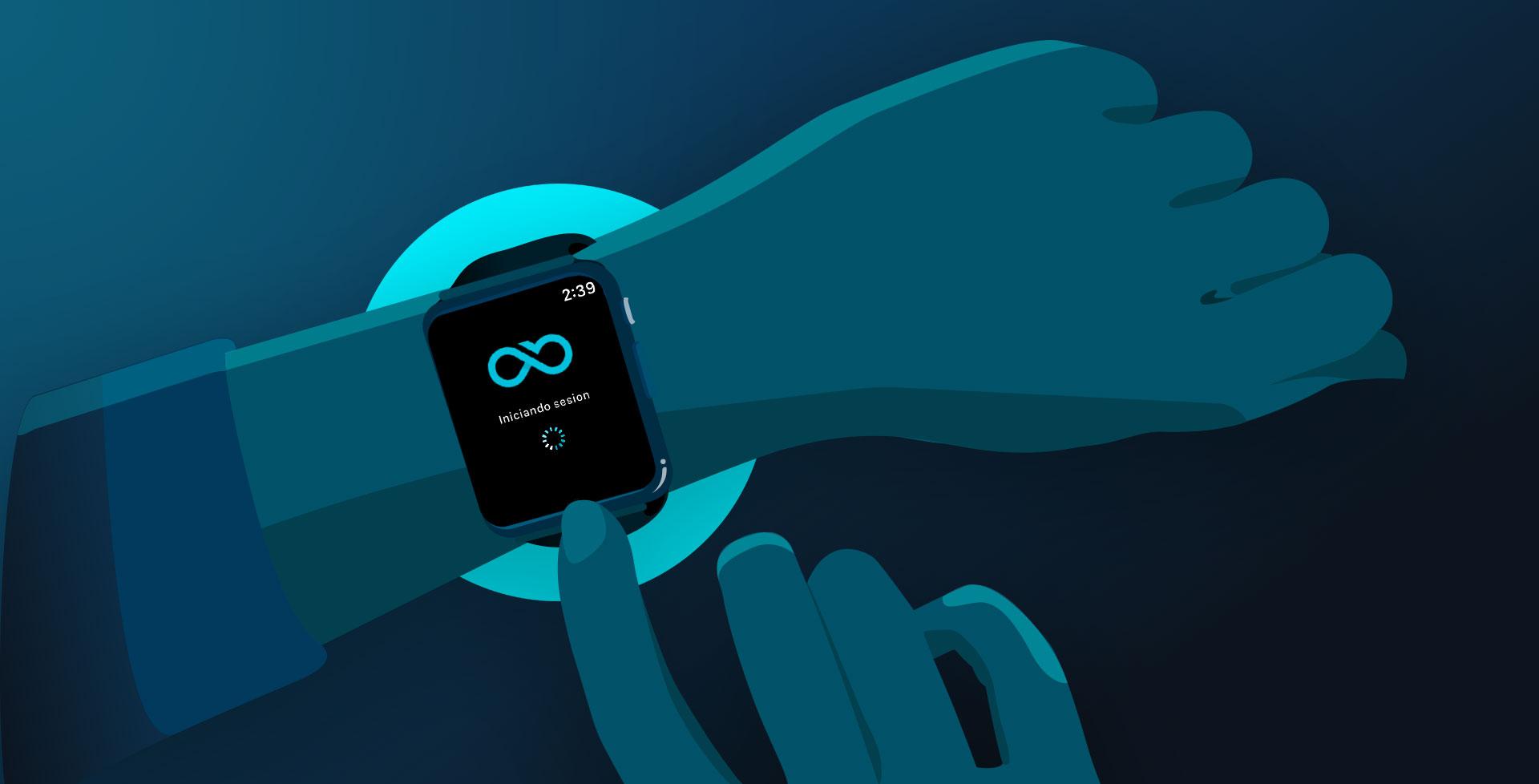 Apple Watch® y Broxel ahora son uno mismo