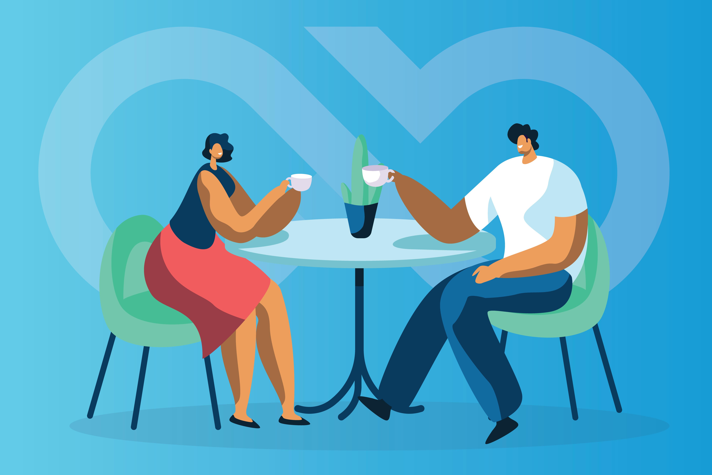 ¿Quién debe pagar en la primera cita?