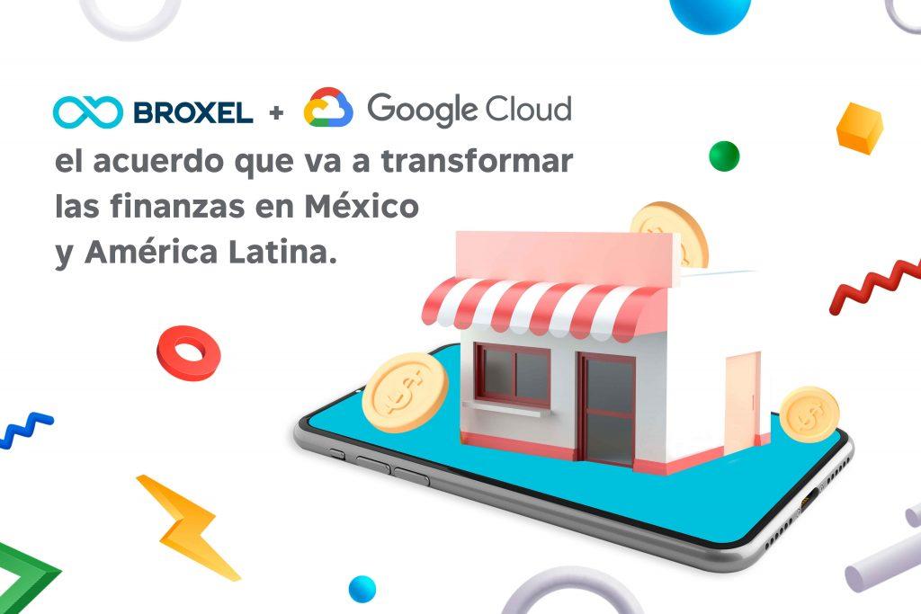 Broxel + Google Cloud